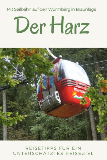 Reise in den Harz: Ein unterschätztes Reiseziel für den Deutschlandurlaub. Braunlage ist nicht nur für den Urlaub mit Kindern ein klasse Ausflugsziel. Reisebericht mit weiteren Sehenswürdigkeiten.