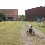 Gocarts auf dem Ferienhof Wichtelweide