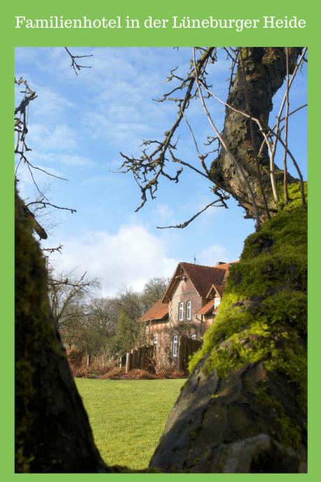 Familotel Landhaus Averbeck in der Lüneburger Heide: Familienfreundliches Hotel, Kinderhotel und kinderfreundlich. Eine tolle Unterkunft für FAmilien. Hoteltipp für den Familienurlaub in Norddeutschland