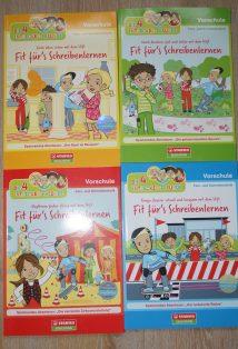 Diese vier Bücher könnt Ihr gewinnen und dazu...