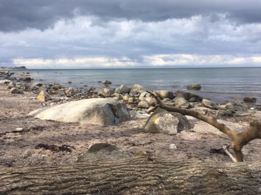 Der Strand von Katharinenhof iste in tolles Ausflugsziel auf der Insel Fehmarn