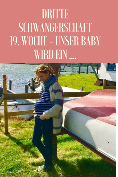 Schwangerschaftstupdate SSW18: Die dritte Schwangerschaft und nun wissen wir, was unser drittes Kind wird. Wie es mir geht, wie der BAbybauch wächst und welche Gedanken ich als Mutter dabei habe.