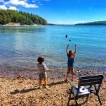 Drei Kindern gerecht werden: Wir Eltern wachsen mit unseren Aufgaben.