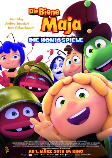 Biene Maja Kinofilm
