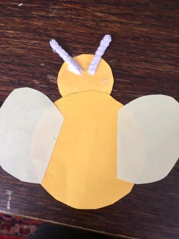 Bastelanleitung Für Lustige Bienen Handpuppen Zu Kinostart