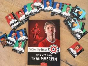 Buchtipp für Fußballfans: Thomas Müller Buch für Erstleser