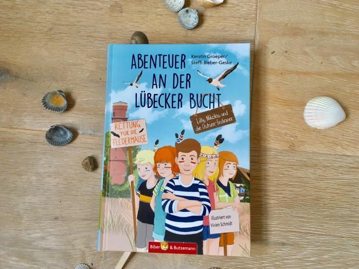 Buchtipp Kinderbuch das an der Ostsee bei Scharbeutz und Lübeck spielt