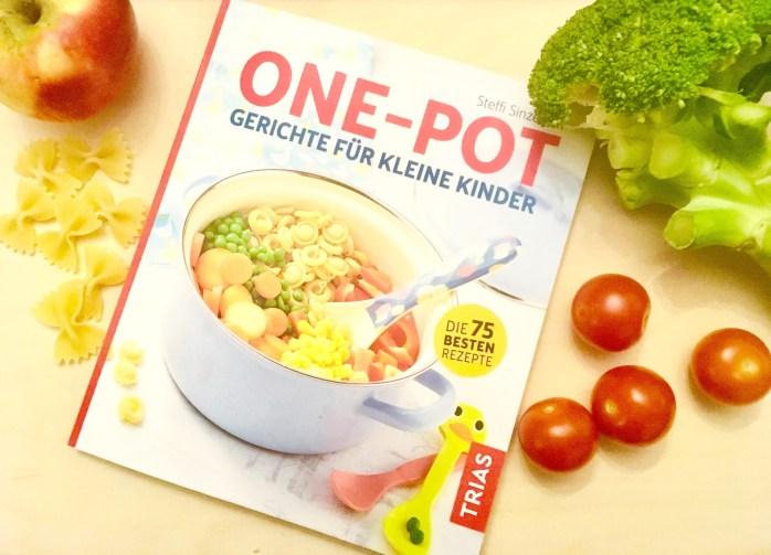 One Pot Gerichte für Kinder: Interview und Buchtipp | Ganz normale Mama
