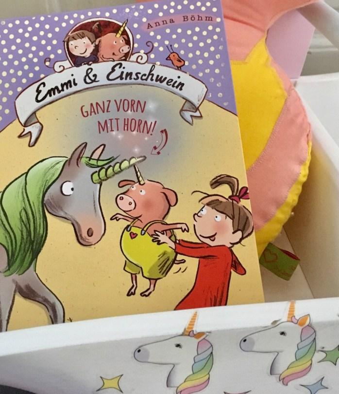 Buchtipp für Kindergartenkinder - die Einschwein bücher