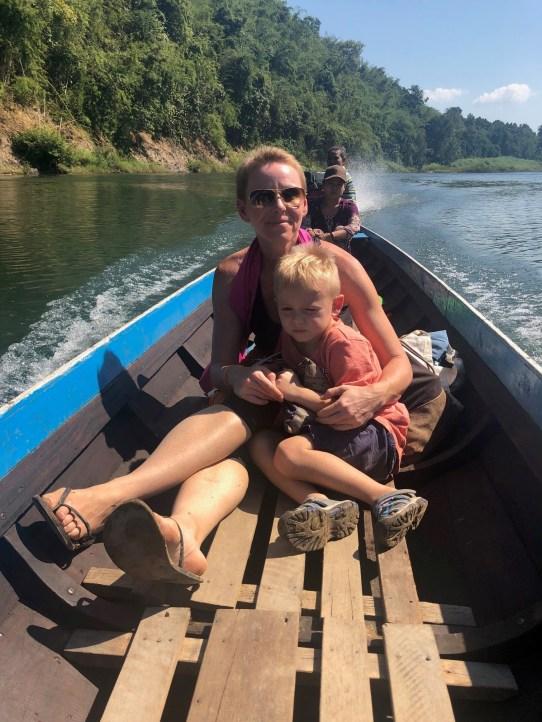 Buchtipp Wie Buddha im Gegenwind mmit Interview zum Thema Fernreisen mit Kind