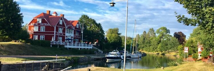 Reisetipp Göta Kanal in schweden
