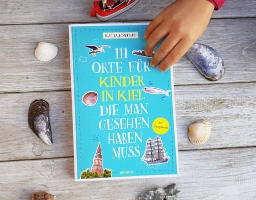 111 Orte Kind Kiel Familie Buch k