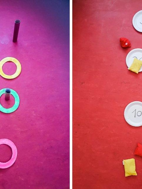 ganztag wasserturm 20200424 200507 Wurfspiel mit Pappteller und Säckchen S.Nahlig 4 titelcollage keine nutzung ohne erlaubnis