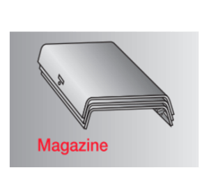 Magazine Seal for PET Strapping