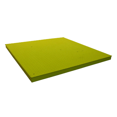 Yellow Jacket Floor Scale