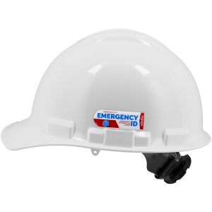 Hard Hat Emergency ID