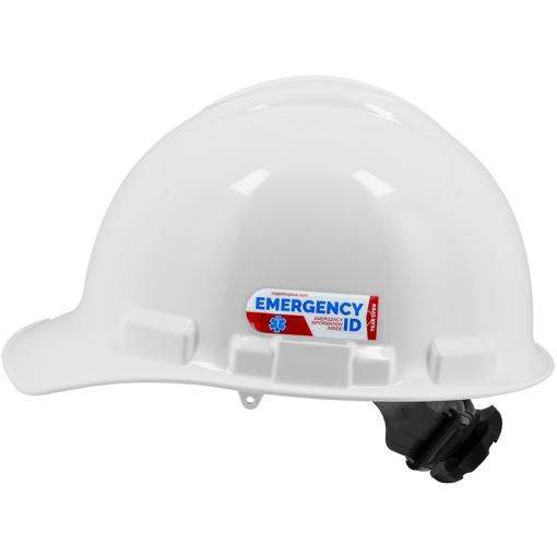 Hard Hat Emergency ID