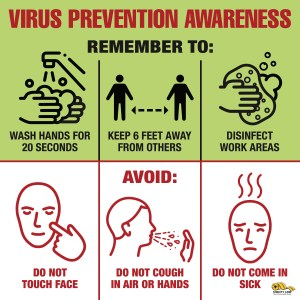 Virus Prevention Awareness