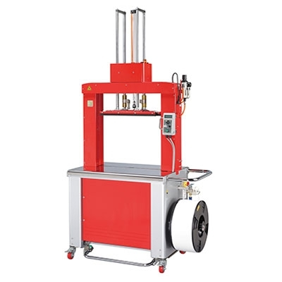 TP-702P Dual Pneumatic Press - Automatic Strapping Machine