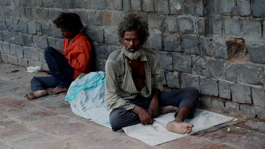 Bieda w Indiach