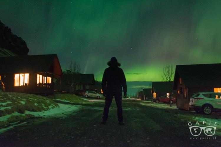 Jak zobaczyć zorzę polarną na Islandii