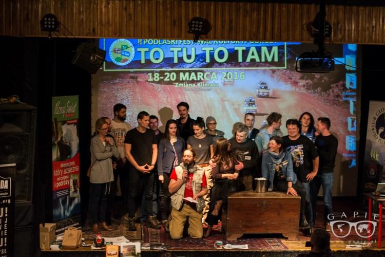 Relacja z II Festiwalu Kultur i Podróży ToTuToTam w Białymstoku