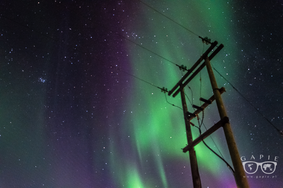 aurora borealis zorza polarna 1