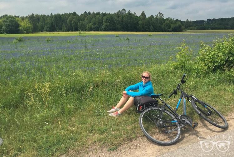 Podlasie z siodełka, czyli 100 km rowerem przez Green Velo