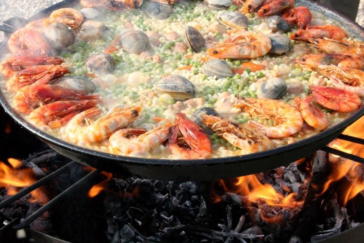 Paella za dychę w Walencji czy za ponad pół tysiąca w Alicante?