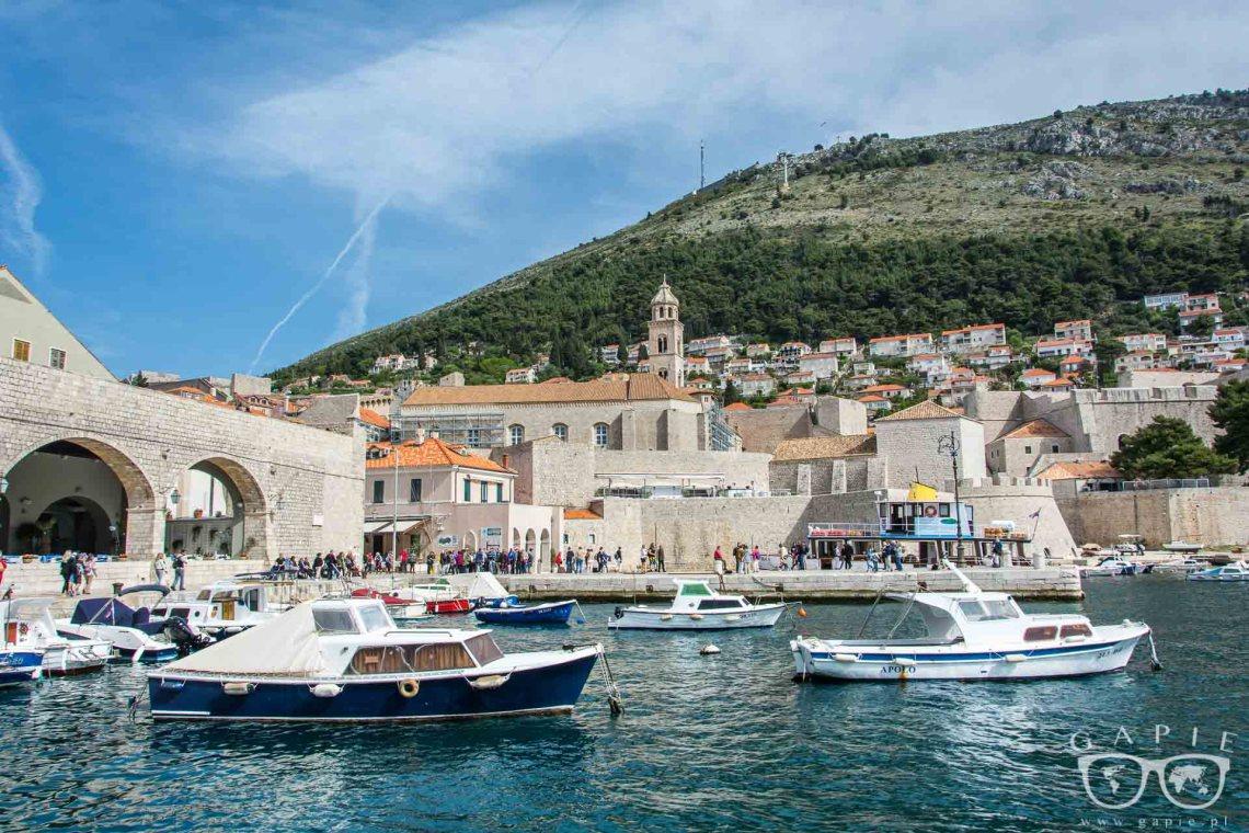 Dubrovnik stary port