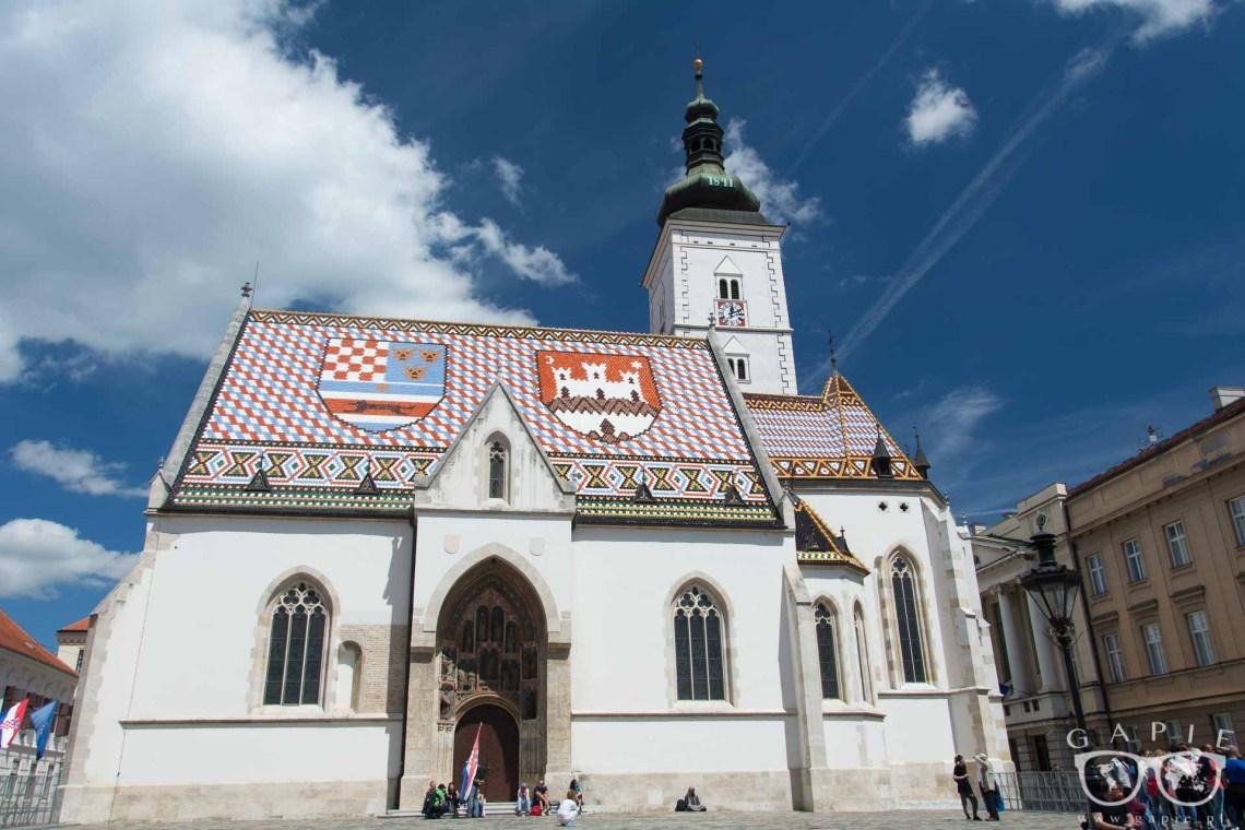 Kościół Św. Marka, Zagrzeb