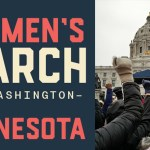 Live From the Women's March on Washington Minnesota 1
