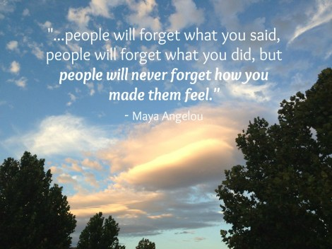 Quotable Mondays: Weekly Inspiration - Quote by Maya Angelou