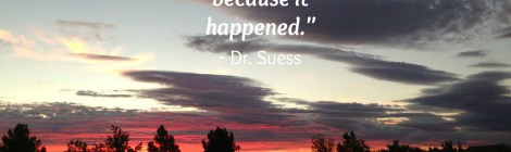 Quotable Mondays: Your Weekly Inspiration - Dr. Seuss