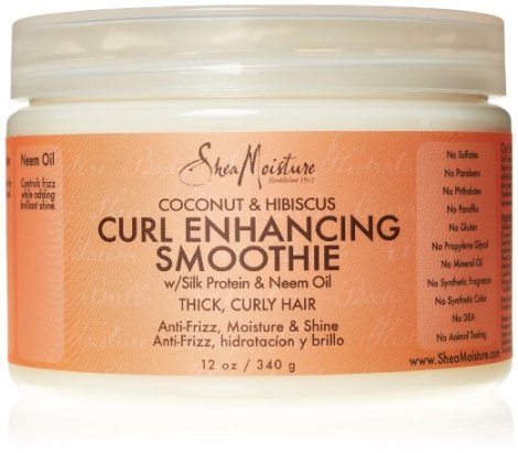 Image of Shea Moisture Curl Enhancing Smoothie for Hair
