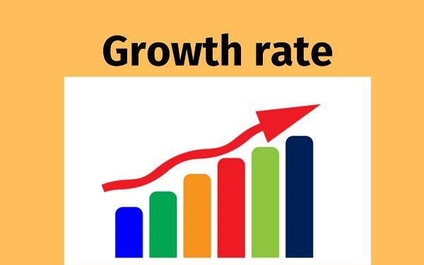 tỷ lệ tăng trưởng