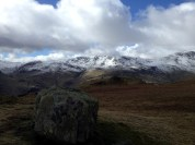Langdale Pikes - Crinkle Crags