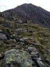 Moel Hebog - Cliffs