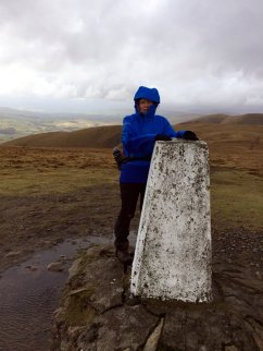 The Calf - Windswept Summit