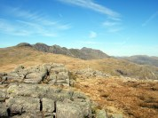 Crinkle Crags and Bowfell