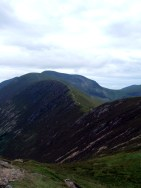 Looking Back from Causey Pike