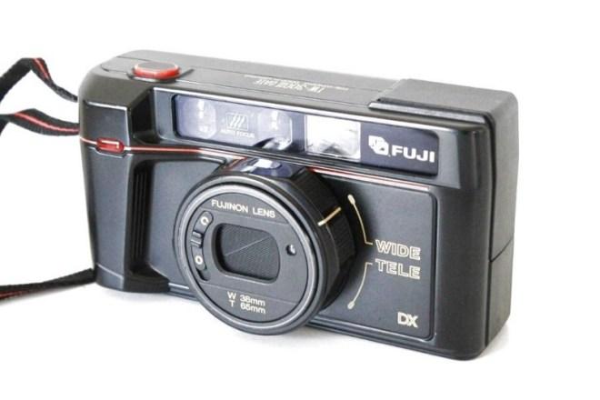 fuji TW300 傻瓜底片相機