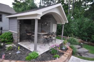 Pool house designers contractors Gappsi