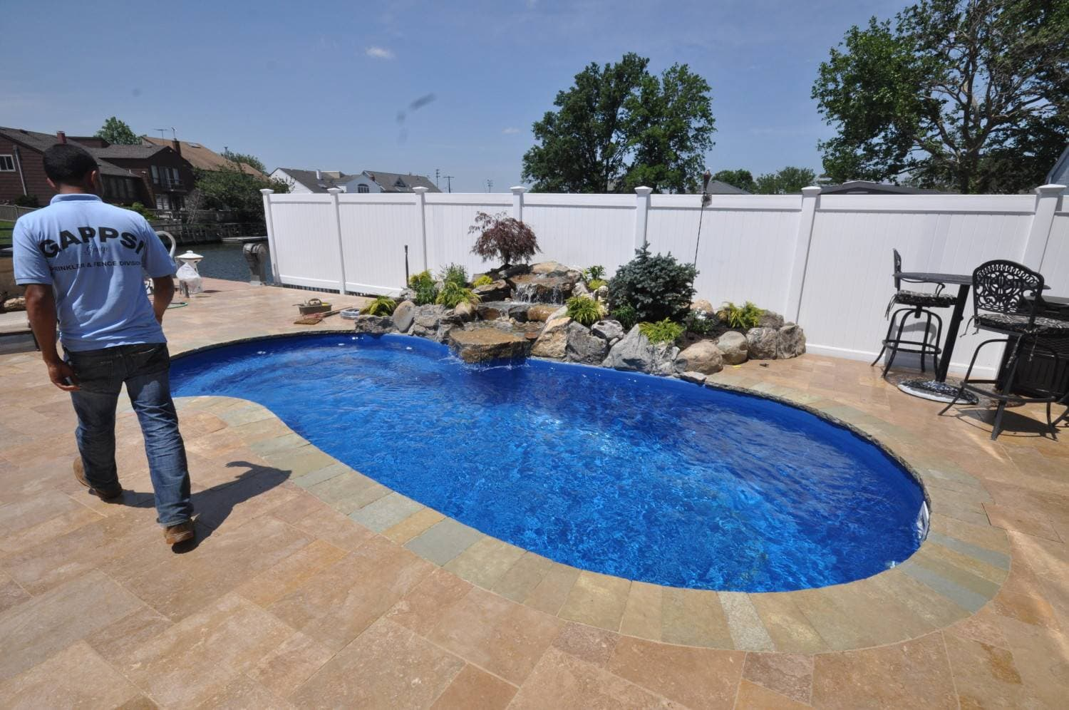 Inground Fiberglass Pools Long Island