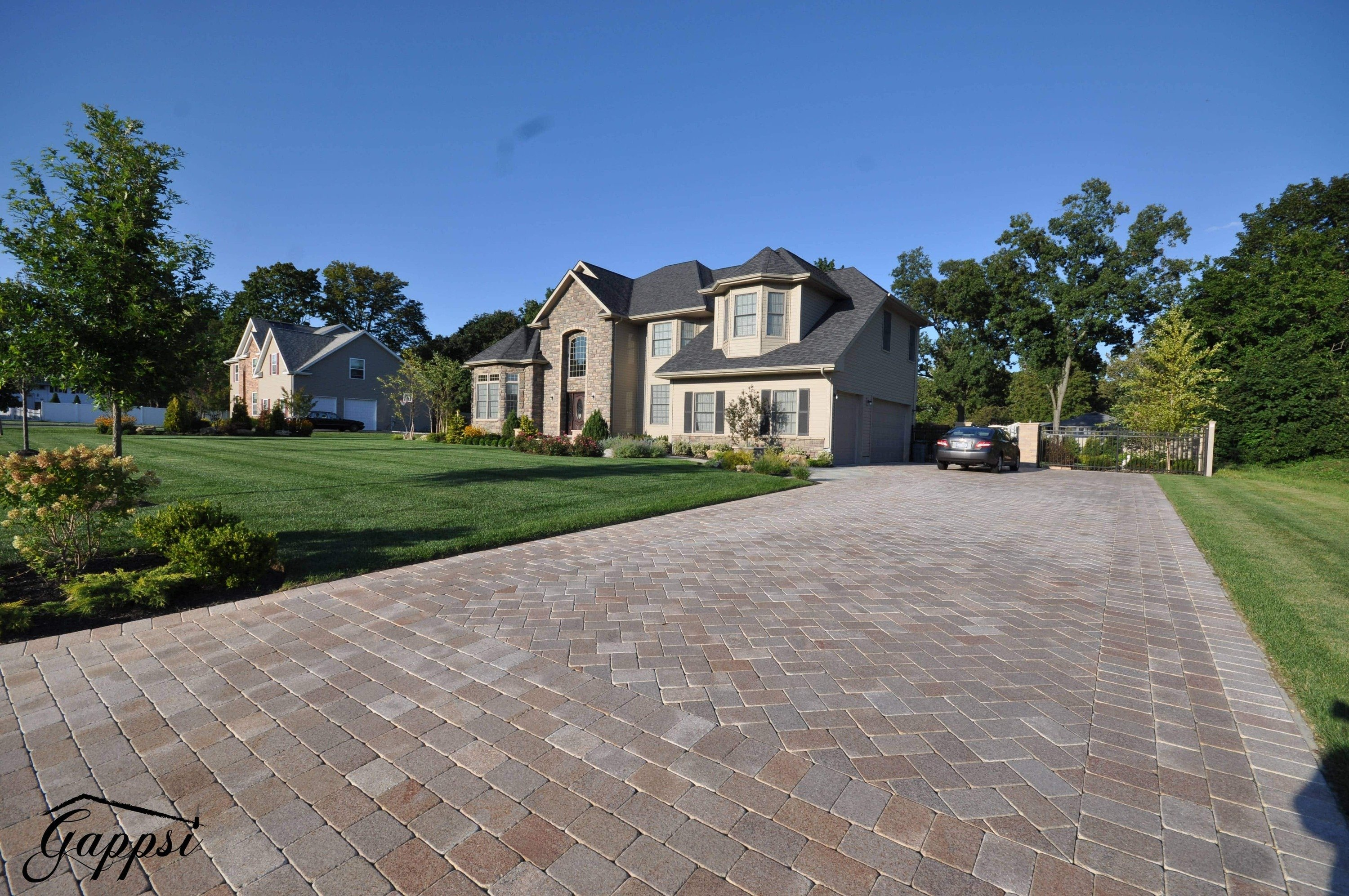 Long Island Pavers Paving Stones New York Ny Gappsi