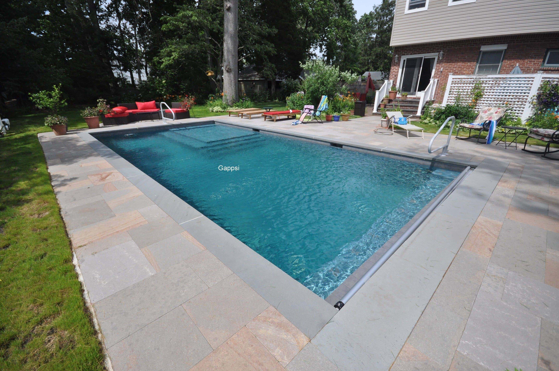 Long Island Gunite Pool Design Construction Inground