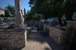 outdoor kitchen design smithtown NY gappsi.NEF