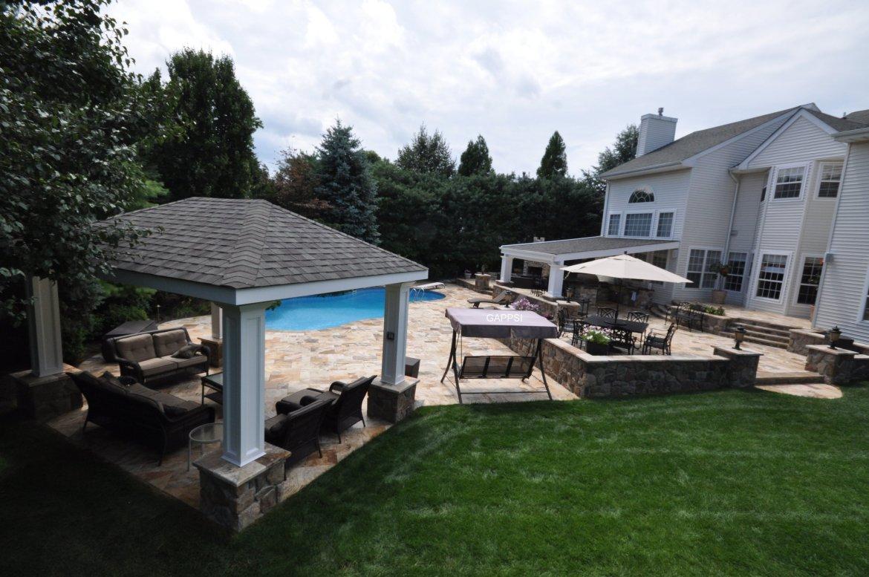 East Setauket backyard designers and contractor gappsi