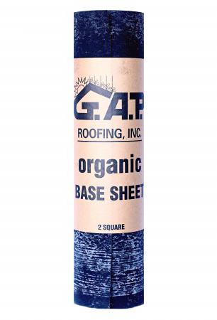 Gap Roofing Organic Roofing Felt 43 Organic Base Sheet