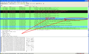 wireshark analiza